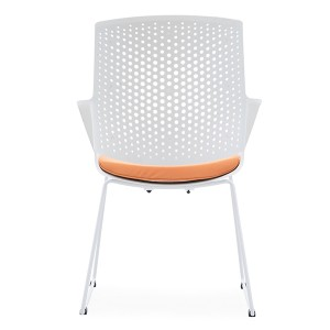 Cheap price Modern Full Mesh Office Chair Back Ergonomic Mesh Office Chair With Headrest  Training Chairs CH-263C