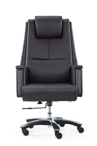 High back luxury office chair