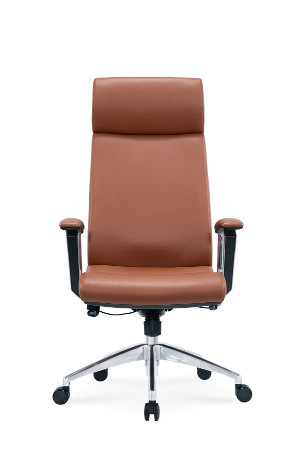 Modern Luxury Leather Executive Chair Featured Image