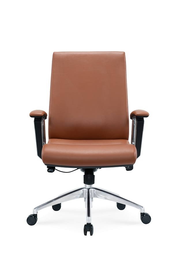 Fancy Leather Visitor Chair Featured Image