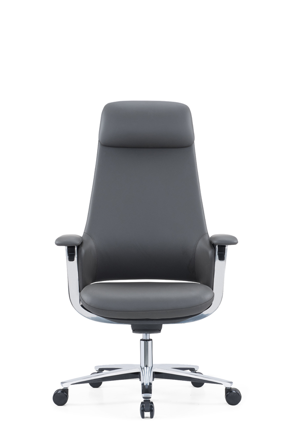 CH-336 leather chair (5)