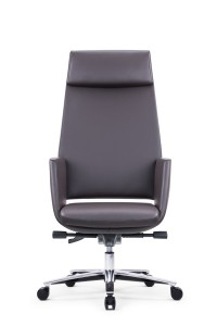 High Back Leather Office Boss Chair