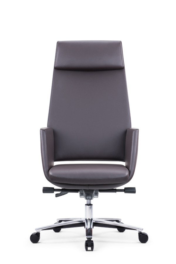 CH-352A leather chair (4)