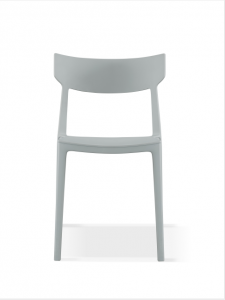 Design chair dining chair stacking seating  Leisure chair ESI-001C