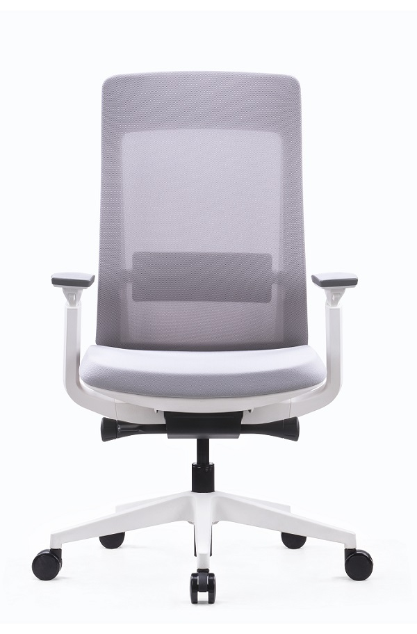 Grey Frame Modern Design  Office  Chair  Vlad Featured Image