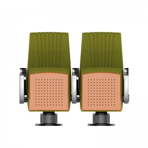 Foldable auditorium chairs lecture seating