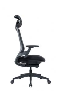Design Chair Foshan factory  High Back Chair Adjustable Pillow Comfortable Office Chair EEM-002A